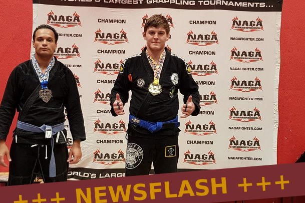 NAGA European Championships