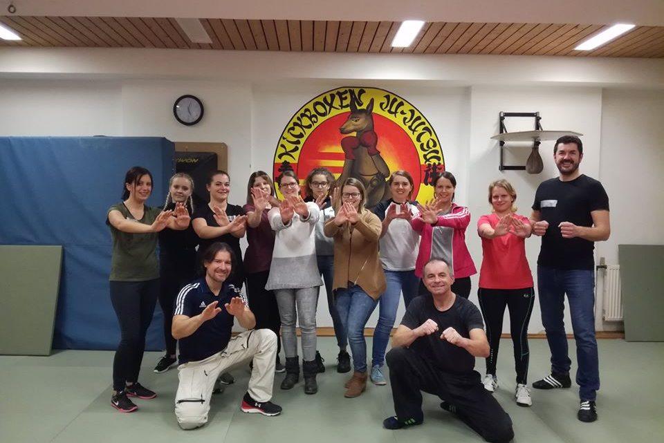 Workshop Selbstverteidigung für Frauen – ein Erlebnisbericht
